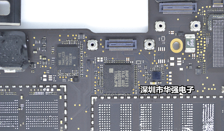 2016 820-00281 820-00281-A/10 Faulty Logic Board For Apple MacBook Pro A1707 Repair