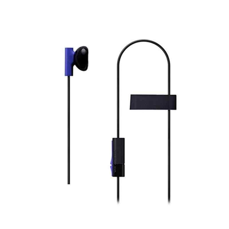 VODOOL الأصلي سماعة الألعاب سماعة سماعة رأس بمايكروفون لسوني بلاي ستيشن 4 PS4 120 cm مع على/قبالة التحكم زر