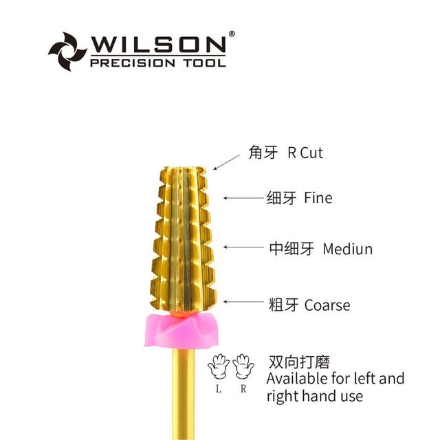 5 Trong 1   Carbide Móng Bit Wilson Carbide Móng Mũi