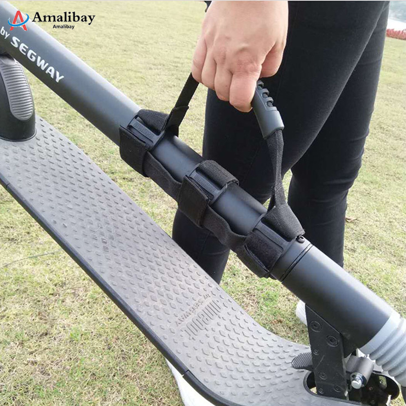 Carry Strips for Ninebot Es2 Es1 Xiaomi M365 Modified Accessories Es2 Scooter Handles Bandage Accesorios Electric Scooter Parts ru aliexpress com мотоутка