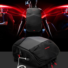 Backpack 17.3 inch laptop backpack USB charge  High-strength waterproof business travel bag mochila bags for women and men 2018 xiaomi 90fun backpack for men business casual 15 6 inch laptop backpack male urban mochila waterproof high quality travel bags