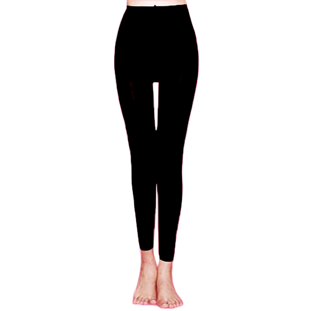 3D Cutting Leg Shaping Soft Stretchy Hip Lift Sculpt Fat Burning Women Pants Slim Elastic Autumn Winter Pressurized Compression