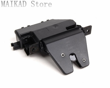 Trunk Lid Latch Rear Trunk Lock Actuator for BMW E46 E90 E91 E93 E92 316i 318i 320i 323i 325i 328i 330i 335i 51247840617