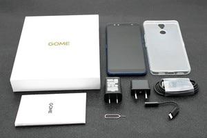 Image 5 - GOME U7, распознавание радуги, NFC, 4G LTE, смартфон, 4 Гб + 64 ГБ, 13.0mp, 5,99 дюймов, FHD, 18:9, 3050 мАч, отпечаток пальца, распознавание лица, Восьмиядерный