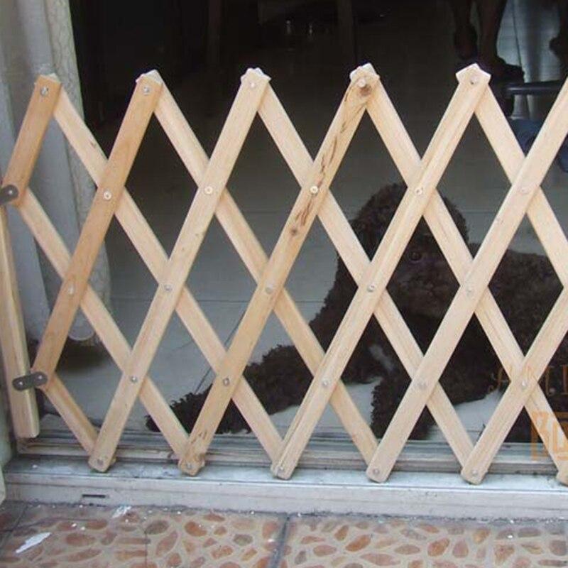 1 * valla de seguridad de la puerta protección de los niños puerta de madera de pino barrera de perro gato mascota duradera cerca de madera de EE. UU. Para el hogar Diy valla de madera 2019 Brújula GPS cerca de modo para Mini ala fija FPV RC Micr