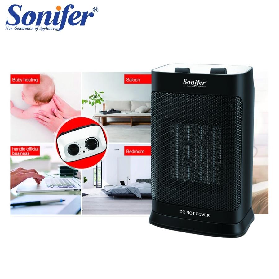 1500 W электрический вентилятор обогреватель нагрева воздуха пространство нагреватели бытовой нагревательный прибор тепловое вентилирован...