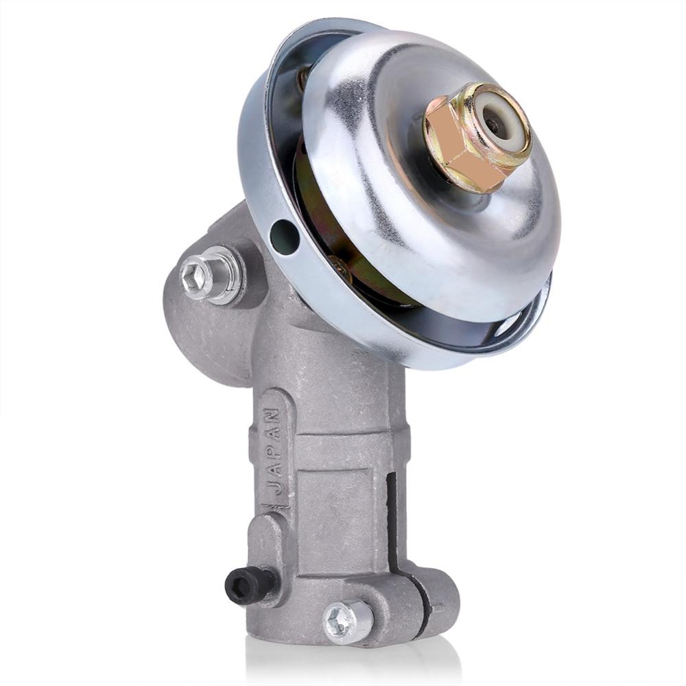 26mm Diameter Trimmer Gearbox Brush Cutter Trimmer Replace Gear Head Gearhead Gearbox Garden Power Tools Set Tool Accessories