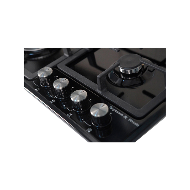 Built-in Hobs Zigmund & Shtain MN 135.61 B Home Appliances gas cooking Surface hob cookers Hob cooking panel cooktop panel