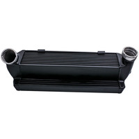 Big Upgrade Turbo Core Aluminum Intercooler for BMW E90 E91 E92 E93 325D 330D 335D 335I 2009 2013