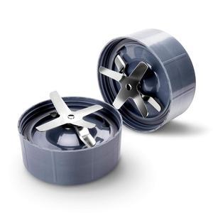 Image 1 - Premium Replacement Parts For Nutribullet 600W/900W Blade & Gasket & Shock Pad & Gears Nutribullet 8 Piece High Speed Blender/