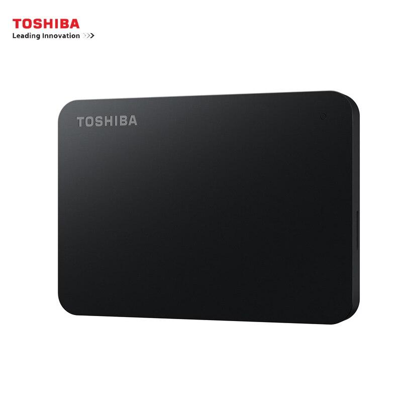 """TOSHIBA Canvio basic 3.0 disque dur Portable 1 to 2 to disque dur externe HDD 2.5 """"HD dispositif de stockage Portable USB 3.0 SATA3"""