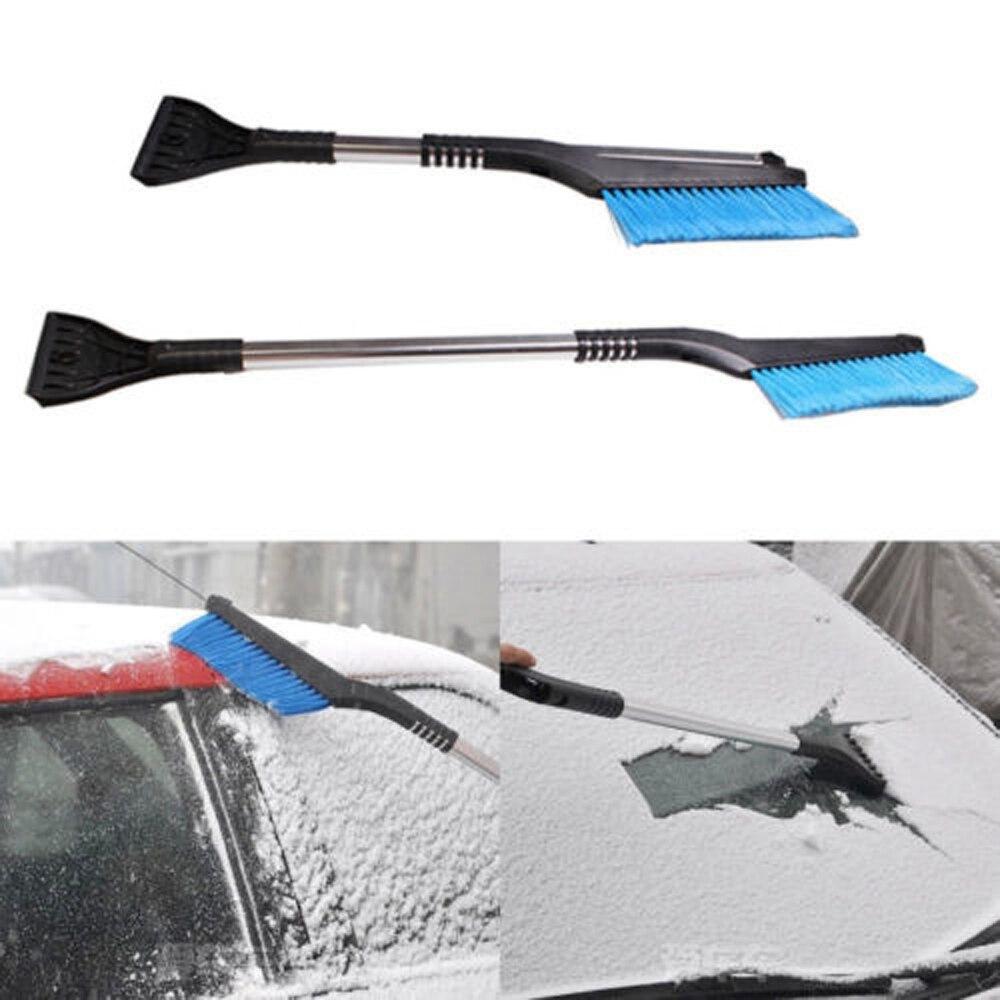 "Car vehicle Snow Ice Scraper 36/"" SnoBroom Snowbrush Shovel Removal Brush Winter"