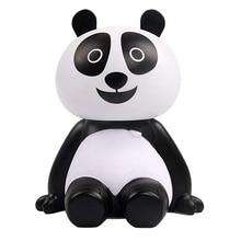 SANQ Ultrasonic Humidifier Cute Mini Panda Usb Air Humidifier Essential Oil Diffuser Aroma Cool Mist Home Office Bedroom Livin