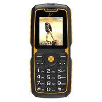DTNO.1 A11 X5000 телефон 1,77 ''IP67 Quad Band разблокирована Dual SIM Водонепроницаемый пыле фонарик MP3 Мощность банк Дешевые телефона