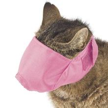 3 Size Nylon Cat Muzzle Bath Protection Travel Grooming Tool bath