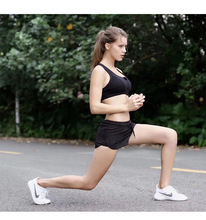 2019 Female Running Fitness Shorts Activewear Gym Workout Athletic Sports Wear