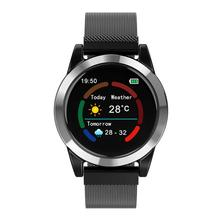 R15 Sport Smart Watch Blood Pressure Heart Rate Monitor IP67 Waterproof Bluetooth Wrist Smartwatch for Xiao mi Android IOS Phone original ux uwatch smart watch phone clock bluetooth smartwatch with heart rate sensor monitor compass for android ios xiaomi mi