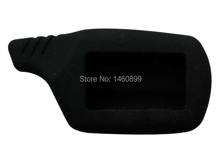 Wholesale B9 Keychain Silicone Case for 2 Way Car Alarm LCD Remote Control Starline B9 Key chain,Starline B6,Starline A91/A61
