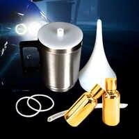 Tasse d'atomiseur électrolytique d'outil de réparation de phare de voiture avec des liquides de réparation de 2x30 ml