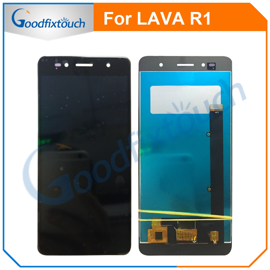 LCD Screen For LAVA R1 LCD Display Touch Screen Digitizer Assembly Touch Panel For LAVA R1 Replacement Parts|Mobile Phone LCD Screens|   - AliExpress