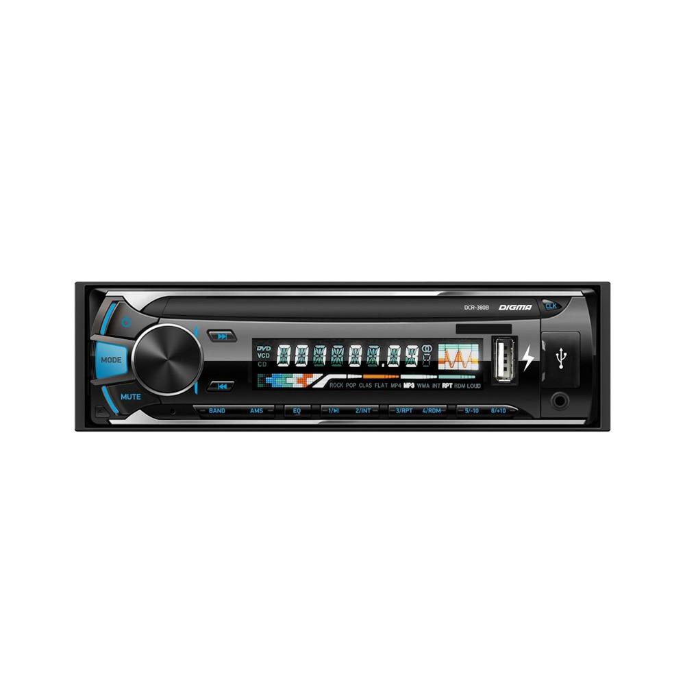 Car Radios Digma DCR-380B Automobiles & Motorcycles Car Electronics Car Radios car radios digma dcr 390g automobiles