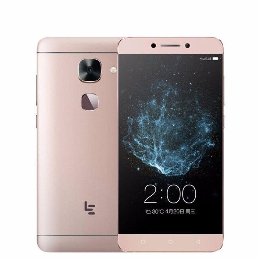Letv LeEco Le 2X520 восьмиядерный смартфон Snapdragon 652 4G 3 ГБ ОЗУ 64 Гб ПЗУ 5,5 HD 16 МП отпечаток пальца ID мобильный телефон с двумя sim картами - 3