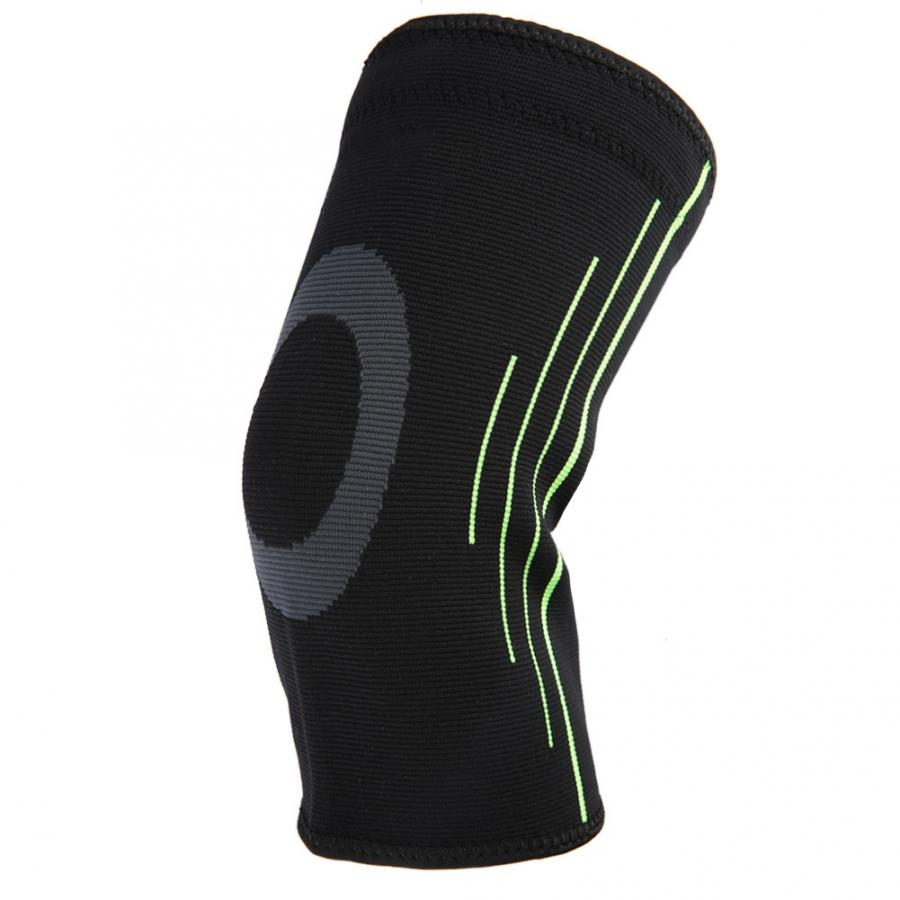Sports Training Protector Silicone Knee Sleeves Braces Kneecap Support Stabilizer Fitness Sports accessory