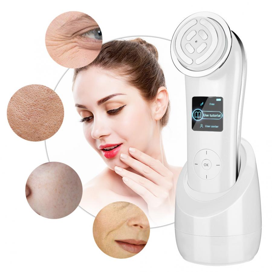 skin spots removal pen Skin Rejuvenation Instrument Home Face Anti Aging Firming RF Beauty Ion Import