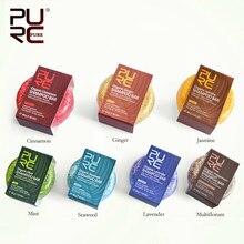 PURC – barre de shampoing biologique 100% pur et sans produits chimiques ni conservateurs, savon naturel, fabriqué à la main, pour soins capillaires