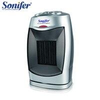 1500 Вт Электрический тепловентилятор комнатный нагреватель воздуха нагреватели пространства бытовой нагреватель тепловое вентилирование ...