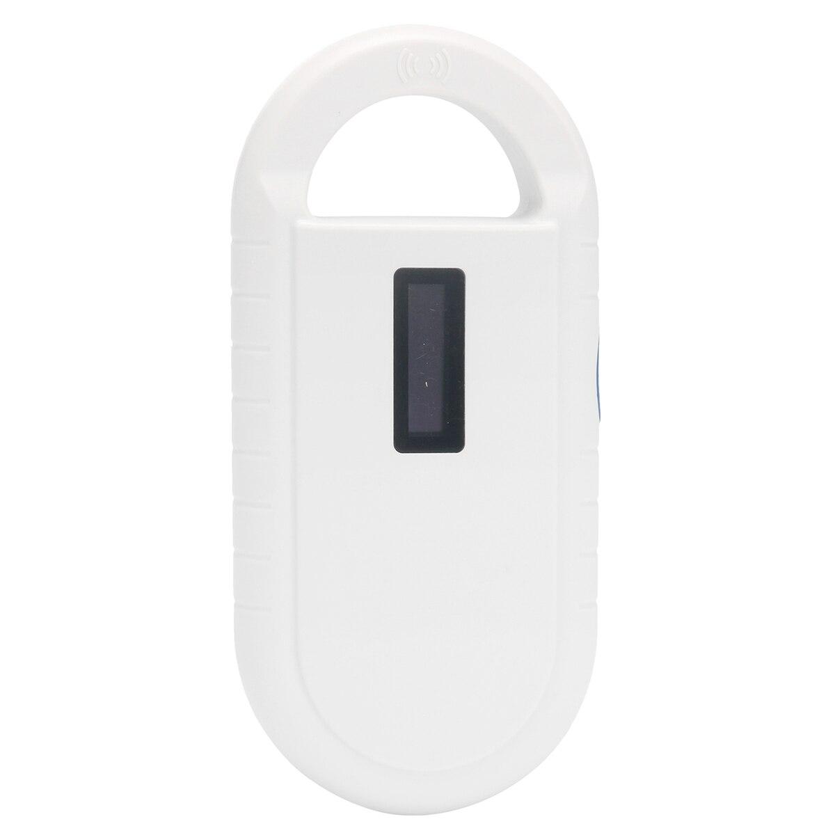 Batterie Rechargeable USB FDX-B ID64 étiquette d'oreille petit mini RFID animaux de compagnie puce scanner pour chien chat ID animal puce lecteur