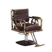 Makeup Stoel Hair Furniture Barbero Stuhl Barberia Cadeira De Cabeleireiro Mueble Salon Silla Barbearia Barbershop Barber Chair(China)