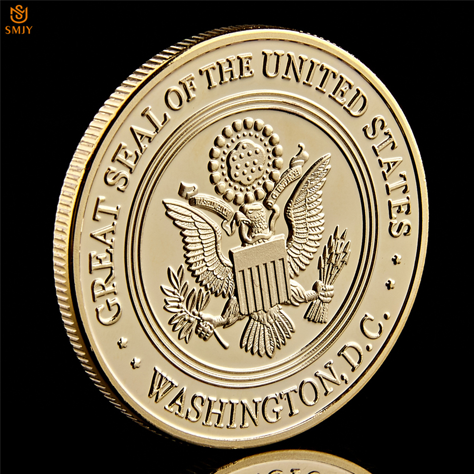 🛒 USA Navy USAF USMC Army Coast Guard American Free Eagle