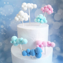 Decoracion De Nubes Para Baby Shower.Compra Christmas Decoration For Baby Y Disfruta Del Envio