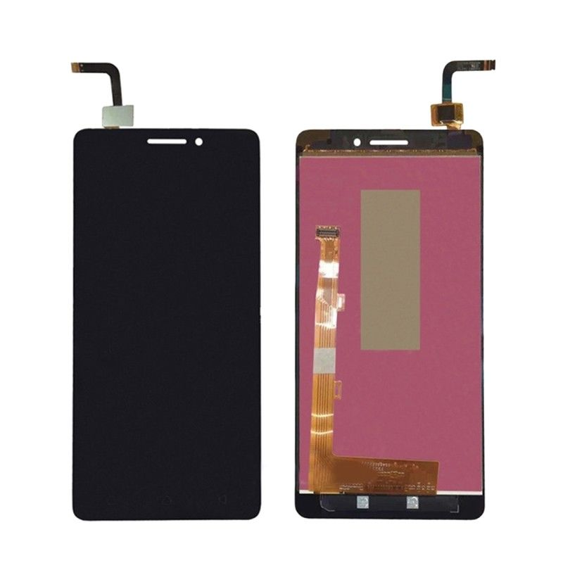 LCD Display Touch Panel Screen Digitizer Assembly For Lenovo vibe p1m LCD <font><b>P1ma40</b></font> P1mc50 TD-LTE image