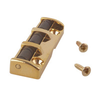 Gold Electric Guitar Roller Nut Adjustable Metal Soild Body Pro Quality 43MM Guitarra Nut New new arrival high quality chinese vicers purple burst color electric guitar and body top aaa grade falme high quality guitarra