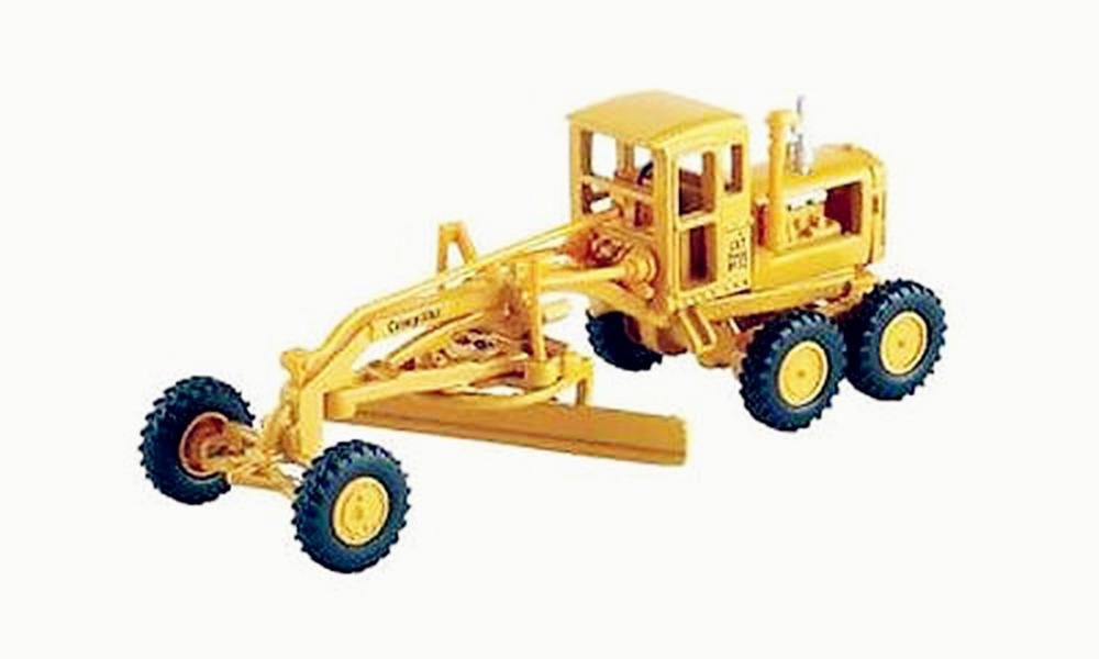 Norscot 1/87 HO Caterpillar Cat Diesel No 12 Motor Grader Diecast model-in Diecasts & Toy Vehicles from Toys & Hobbies    3