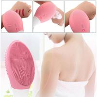Scrubber 3 Speed USB Skin Massage Bath Brush Long Handle Feet Rubbing Body Brush for Back Exfoliation Brushes Bath Accessories