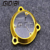 CNC Gold Front Sprocket Cover For YAMAHA TMAX 530 T MAX530 SX/DX 2017 17