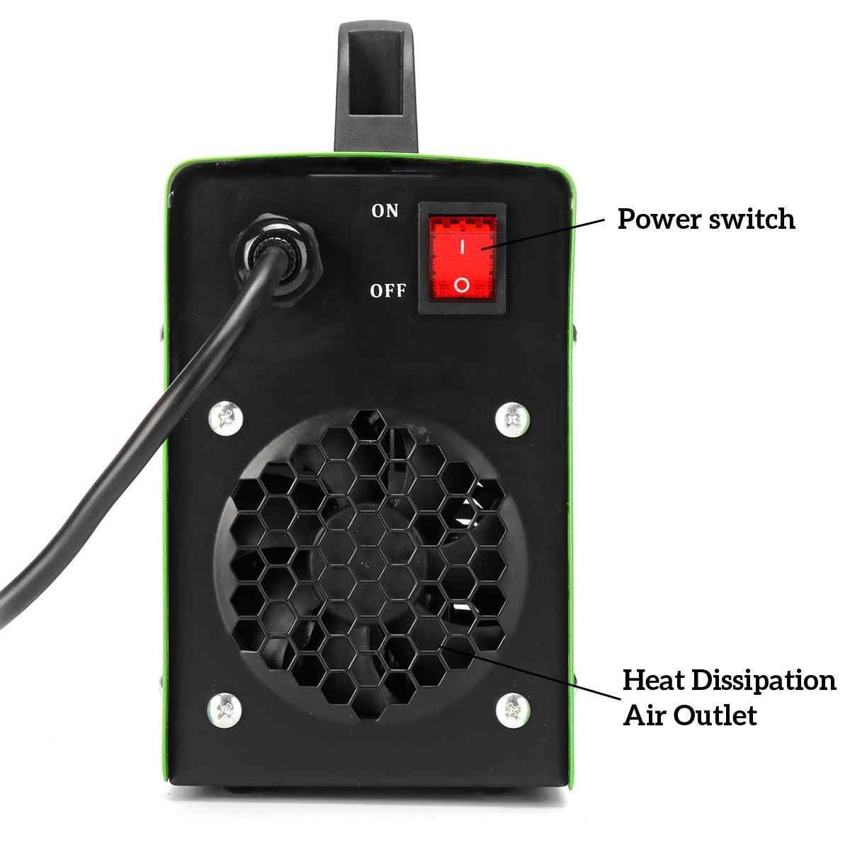 Nuevo ZX7-250 20A-200A 4000 W Mini inversor de mano IGBT máquina de soldadura eléctrica 220 V soldadores de arco inversor máquina herramienta