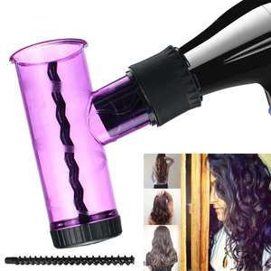 Hair Dryer Diffuser Wind Spin