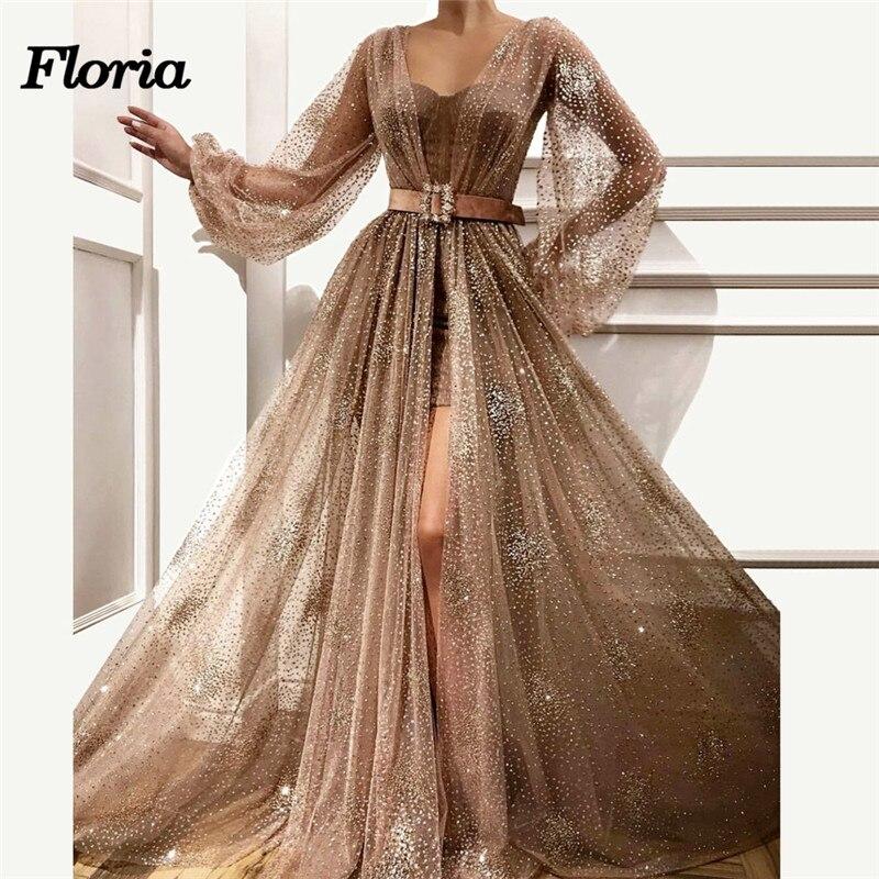 Weddings & Events New Arrival Satin Long Evening Dress 2019 Dubai Kaftan Prom Dresses Abiye Abendkleider Arabic Evening Gowns Robe De Soiree
