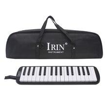32 клавиши фортепиано мелодика музыкальный инструмент для любителей музыки начинающих подарок с сумкой
