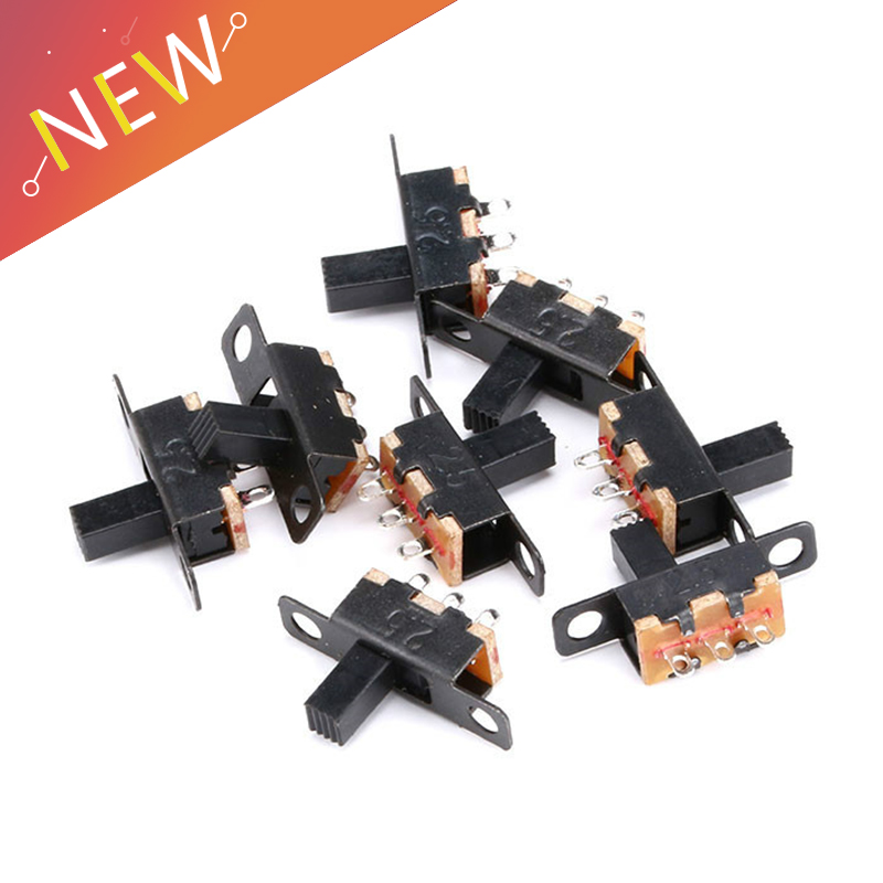 20pcs-50v-05-a-mini-size-black-spdt-slide-switch-for-diy-power-electronic-projects-ss12f15-g6-1p2t-toggle-switch-handle-6mm