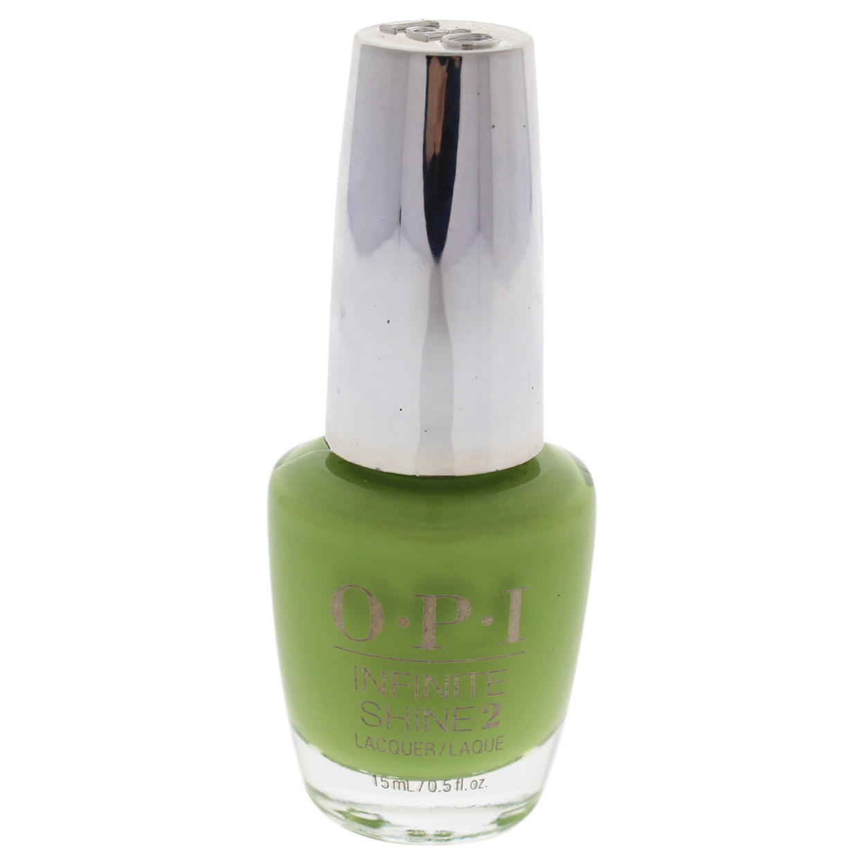 Infinite Shine 2 Lacquer Is L20 To The Finish Lime By Opi For Women 0 5 Oz Nail Polish In