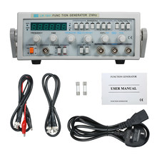 KKMOON multifunctionele LW-1641 Wave Digitale Functie Signaal Generator 0.1Hz-2MHz Frequentie AC 220V EU /UK/US Plug(China)
