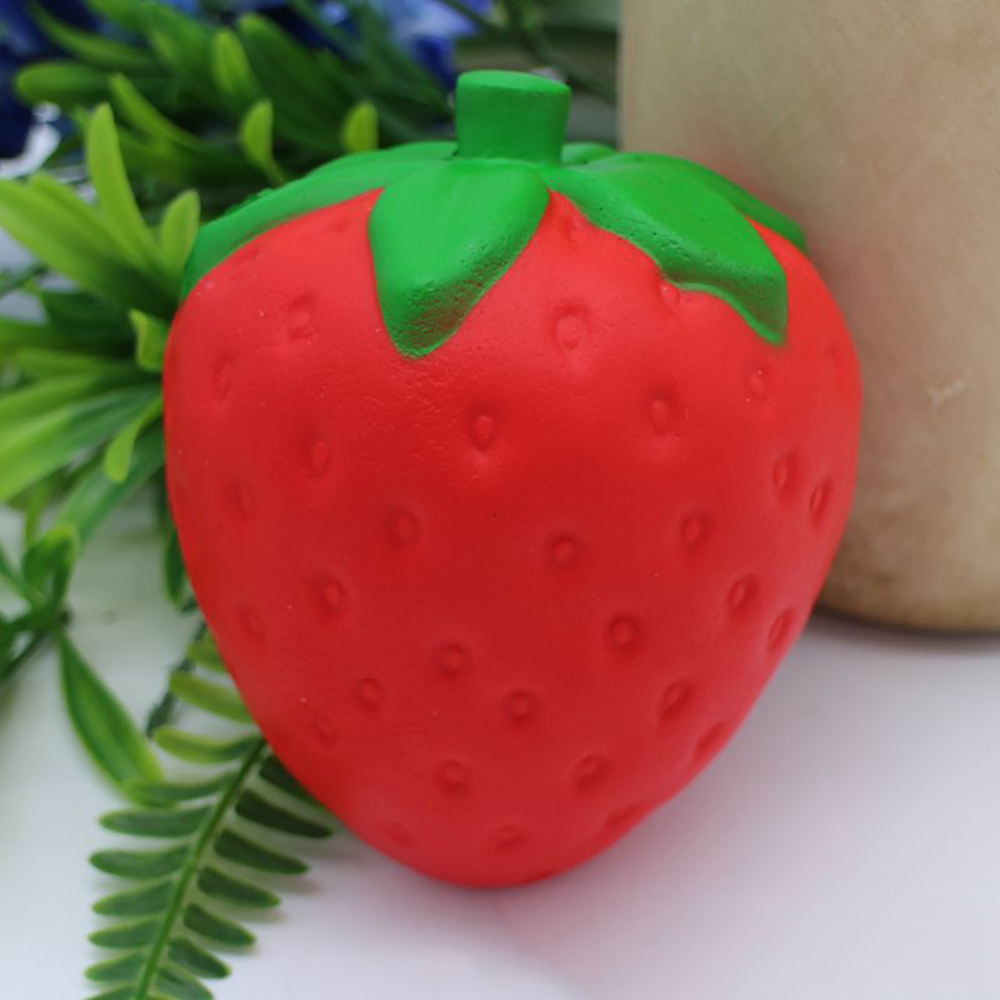 Strawberry Slow Rising Squishies Scented Squeeze Squishy Toy Reliever Stress Gift Toy