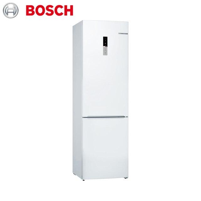 Холодильник с нижней морозильной камерой Bosch NatureCool Serie 4 KGE39XW2AR