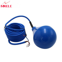 5Meters Float Switch Cable type Water Level Control MK CFS11 Use For Water Tank Flow Sensor Float Switch Controller