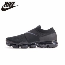 NIKE Official Air Vapor Max Moc Original Running Shoes Mesh Breathable Comfortable Outdoor Sneakers For Men Shoes #AH3397-004